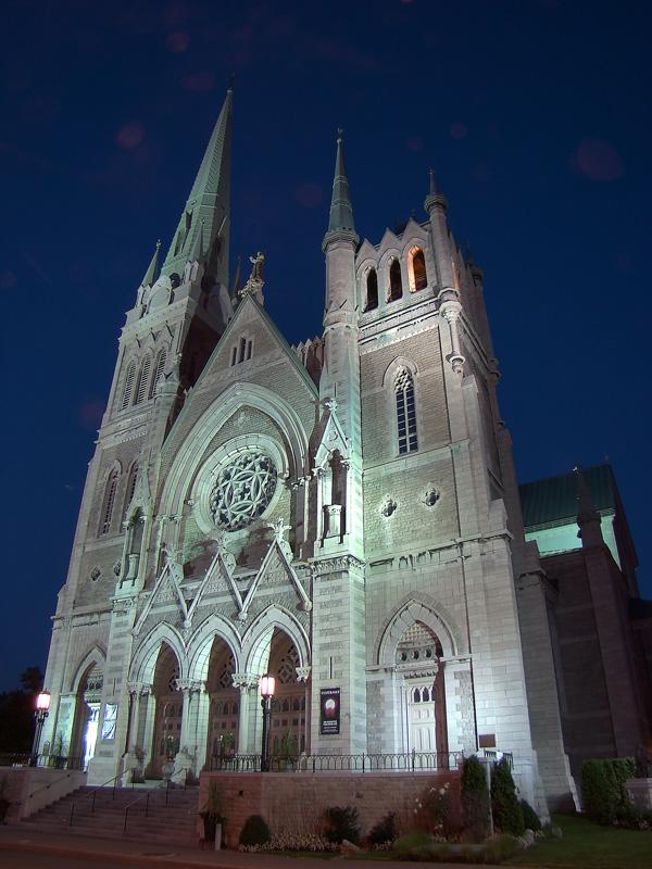 Co Cathedral Of Saint Antoine De Padoue Wikipedia