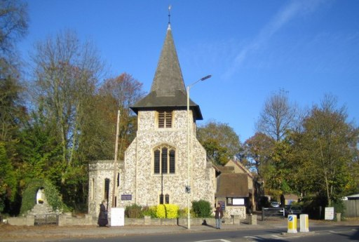 Rickmansworth, Our Lady Help of Christians RC Church - geograph.org.uk - 603679