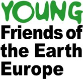 English: Young Friends of the Earth logo