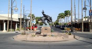 scottsdale arizona job growth