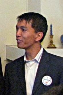 photo of Andry Rajoelina