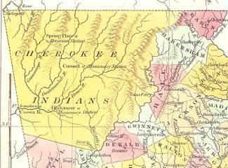 Image result for Treaty of New Echota
