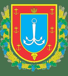 Coat of arms of Odesa Oblast, Ukraine Русский:...