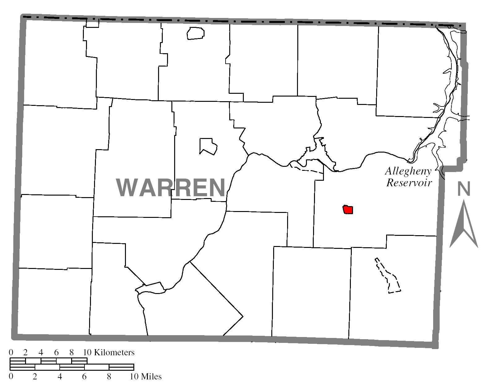 Clarendon Pennsylvania