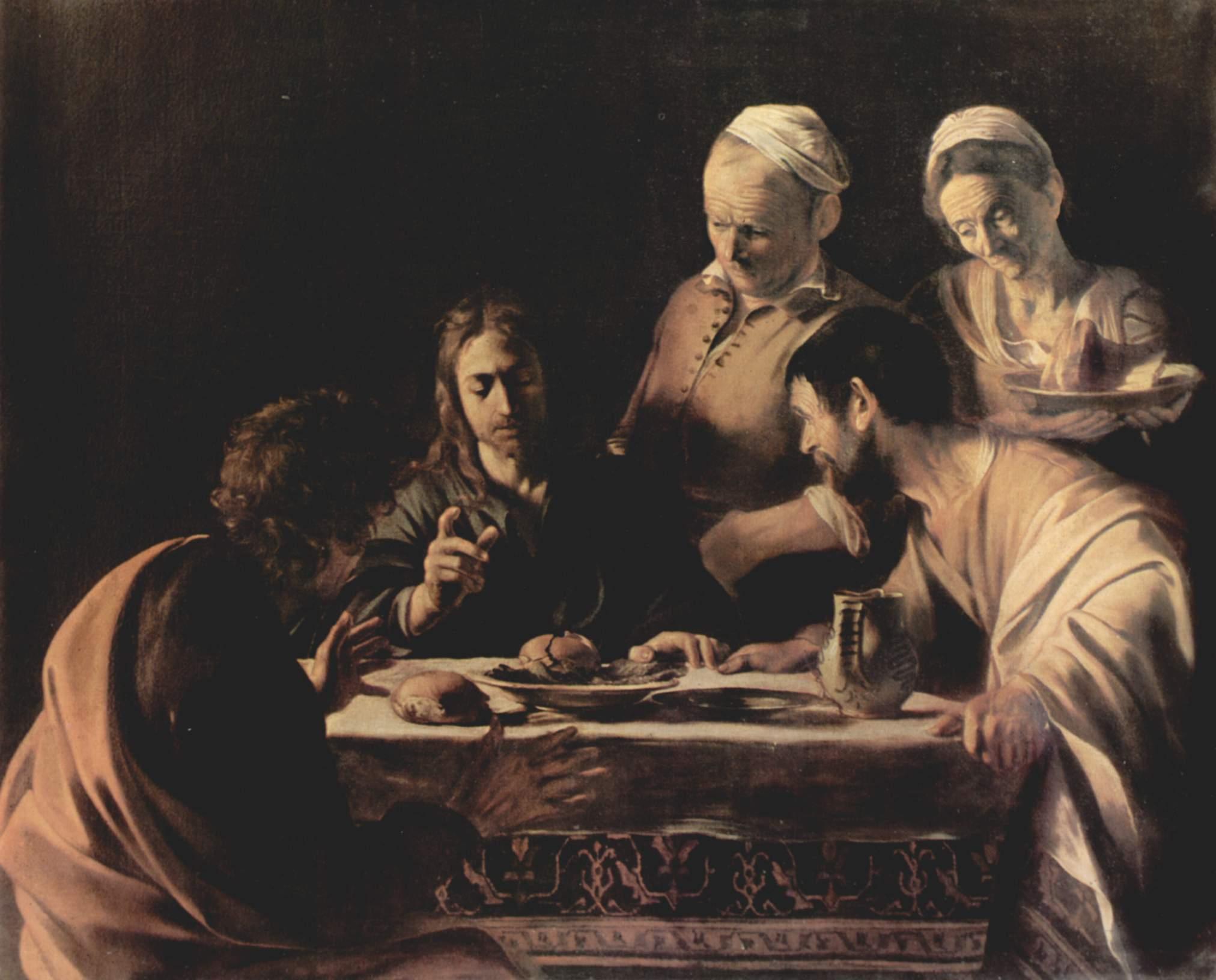 Cena di Emmaus (Milano)