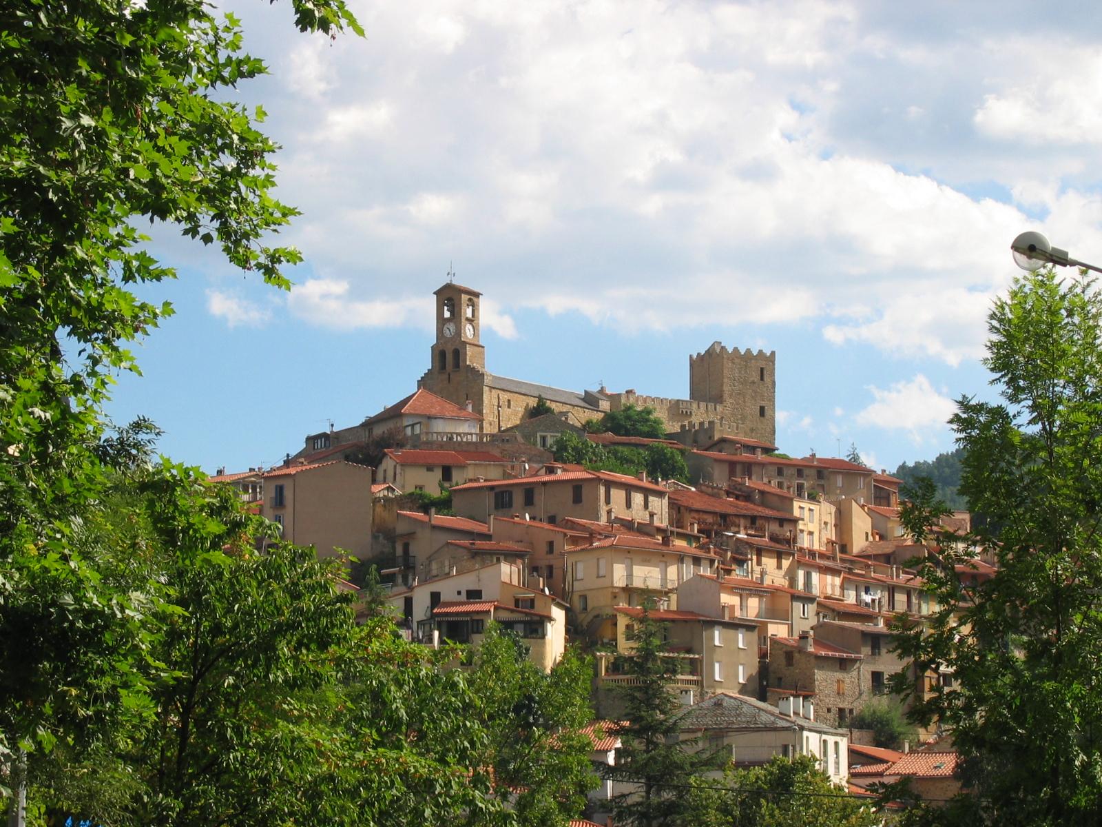 Saint-Saturnin de Vernet-les-Bains