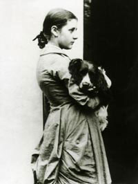 English: A photograph of Beatrix Potter, aged ...
