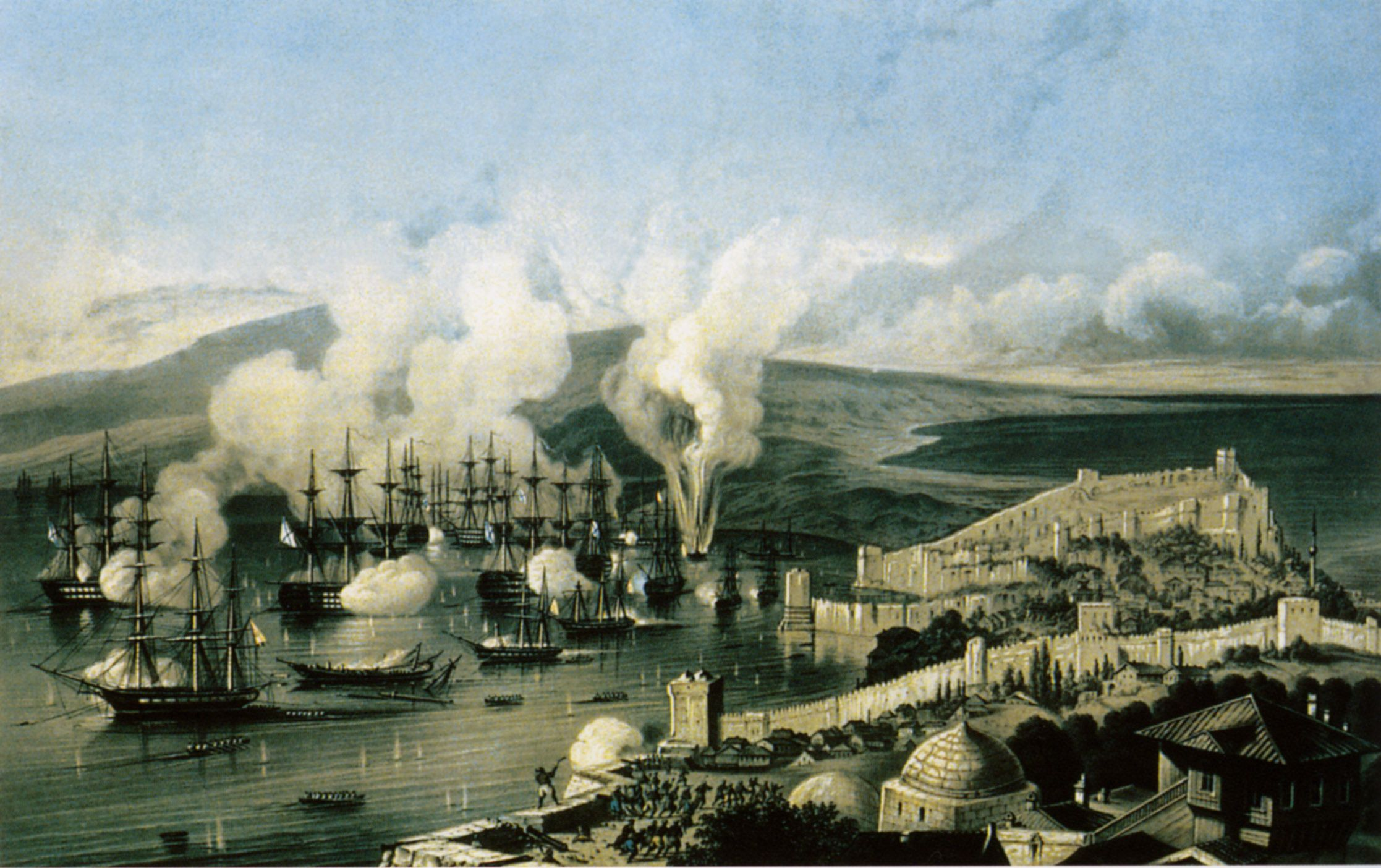 La guerre de Crimée