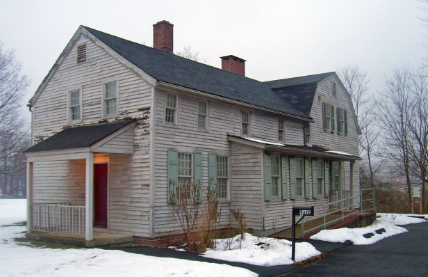 Charles Ives House - Wikipedia
