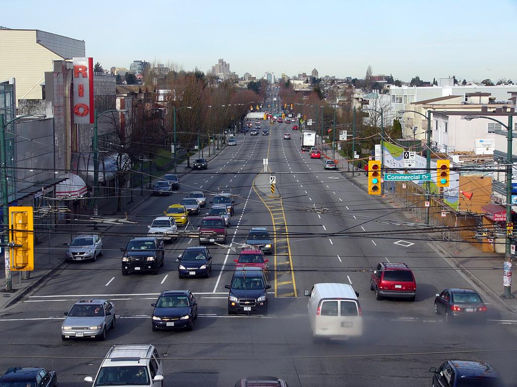 百老匯街 (溫哥華) - 維基百科,自由的百科全書