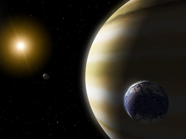The Stochastic Scientist: Extrasolar planet directly observed