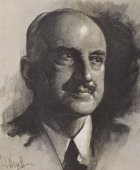 George Santayana, a Spanish American philosopher and writer