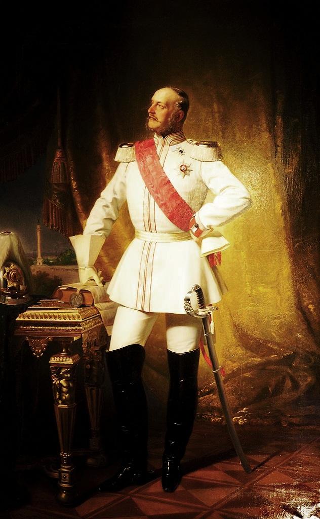 George V of Hanover.