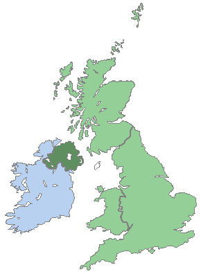 Category:People from Northern Ireland by religion
