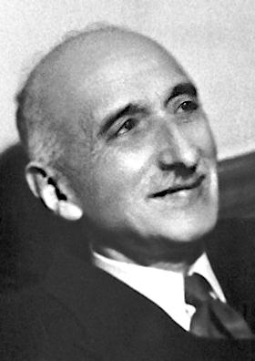 English: François Mauriac
