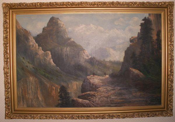 Early California artists Wikipedia