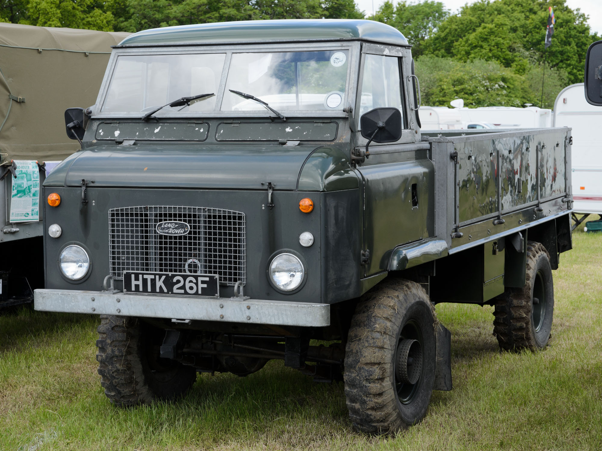 File Land Rover series 2B 110 Forward Control 1968