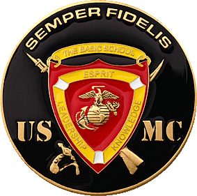 "English: The United States Marine Corps' ""..."