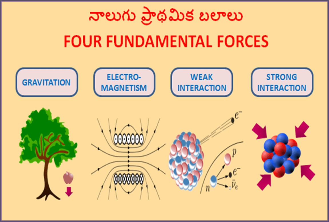 File Four Fundamental Forces