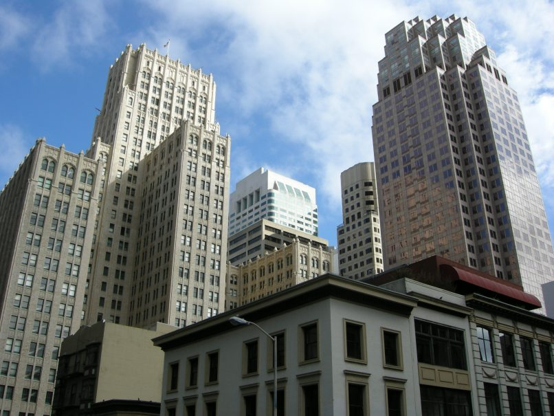 Picture Framing San Francisco Financial District Secondtofirst