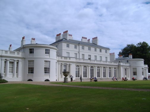 Frogmore House In The Home Park Source Wikipedia Photo By Gill Hicks