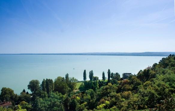 Description <b>Lake</b> <b>Balaton</b> at Tihany, Hungary.jpg
