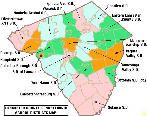 Lancaster County, Pennsylvania schools - Wikipedia