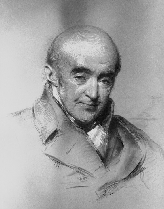 Samuel Rogers (1763-1855), an English poet