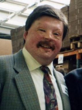 Falkland's War veteran Simon Weston.