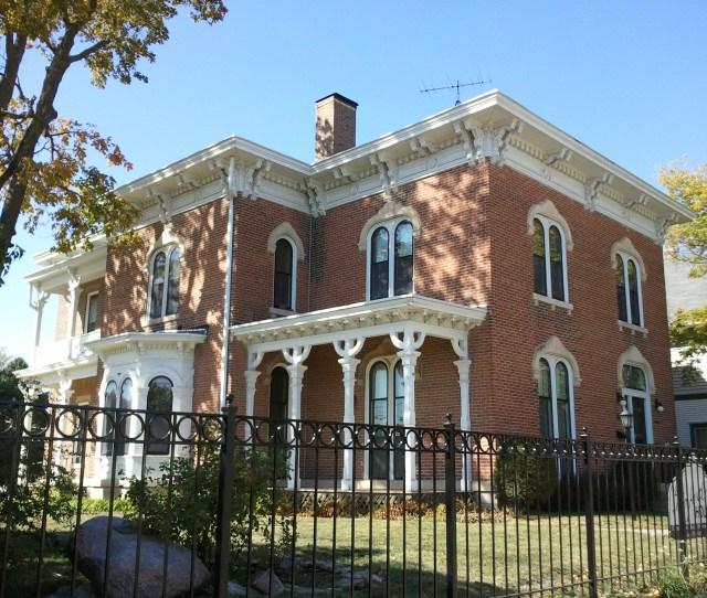 Filethaddeus Binford House Marshalltown Iowa  Jpg