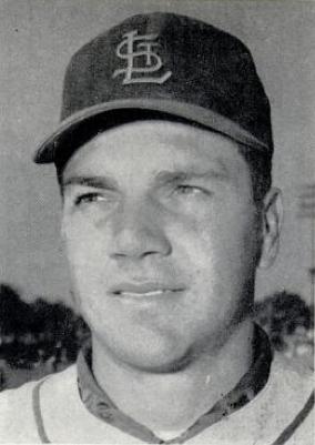 English: St. Louis Cardinals third baseman Ken...