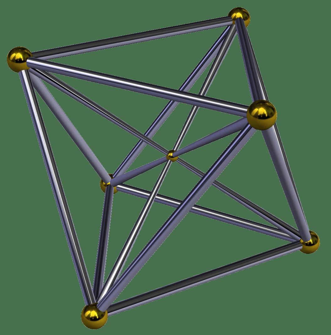 Octahedral Pyramid