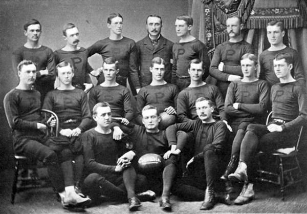 1877 Princeton Tigers football team - Wikipedia