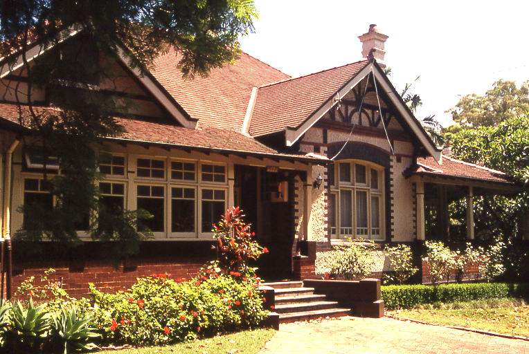 Federation Bungalow Home, Appian Way, Burwood, Sydney