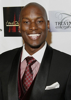 Tyrese Gibson in December 2008