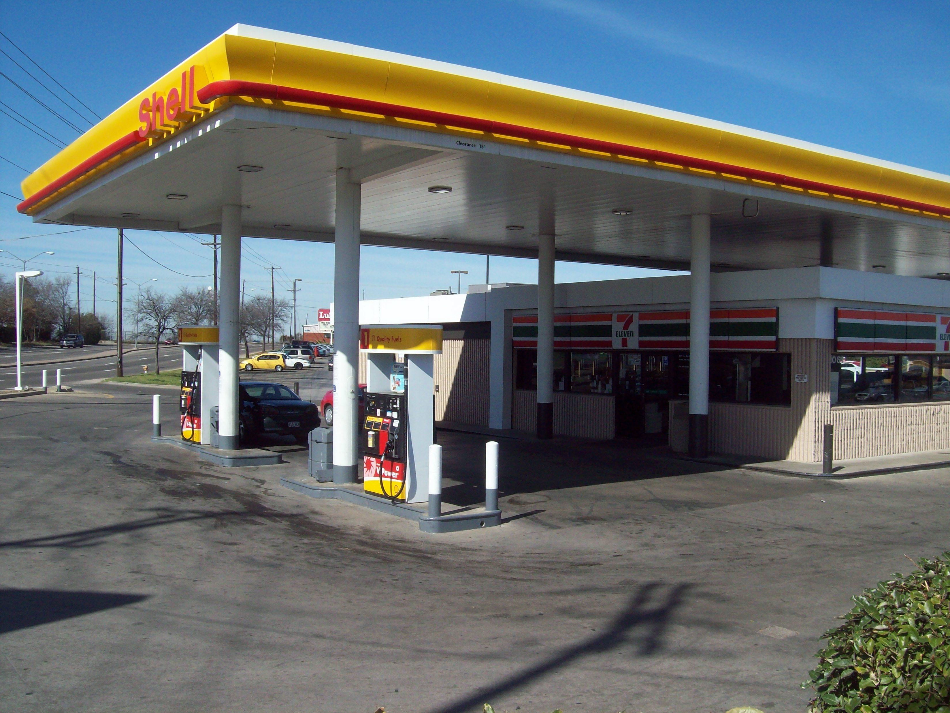 File 7 Eleven Shell La Loma Dallas Tx