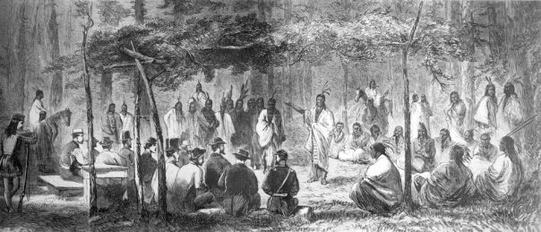 Image result for The Medicine Lodge Treaty