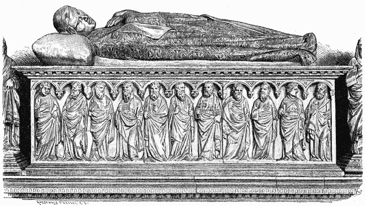Tomba di Enrico VII di Lussemburgo