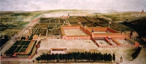 Resultado de imagen de antiguo palacio del buen retiro madrid