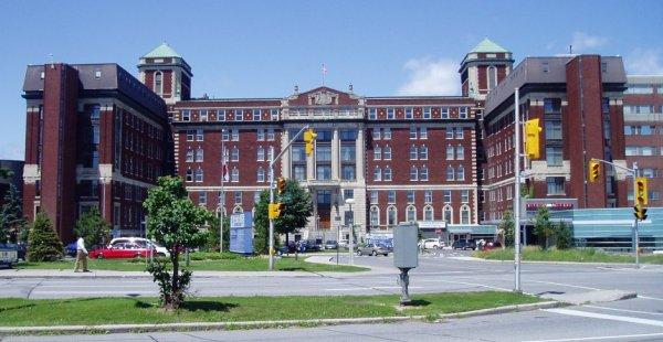 Ottawa Civic Hospital - Wikipedia
