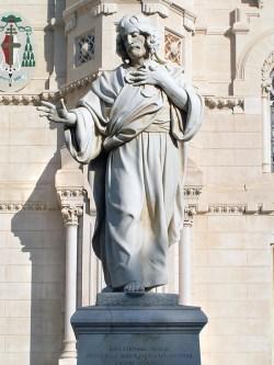 sveti Štefan iz Niceje - škof in mučenec