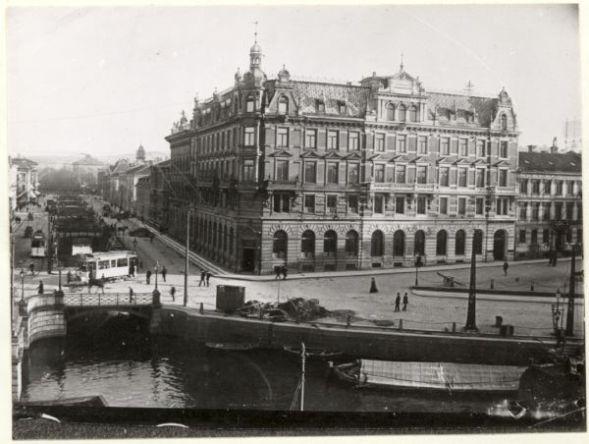 Göteborgs Banks hus 1904