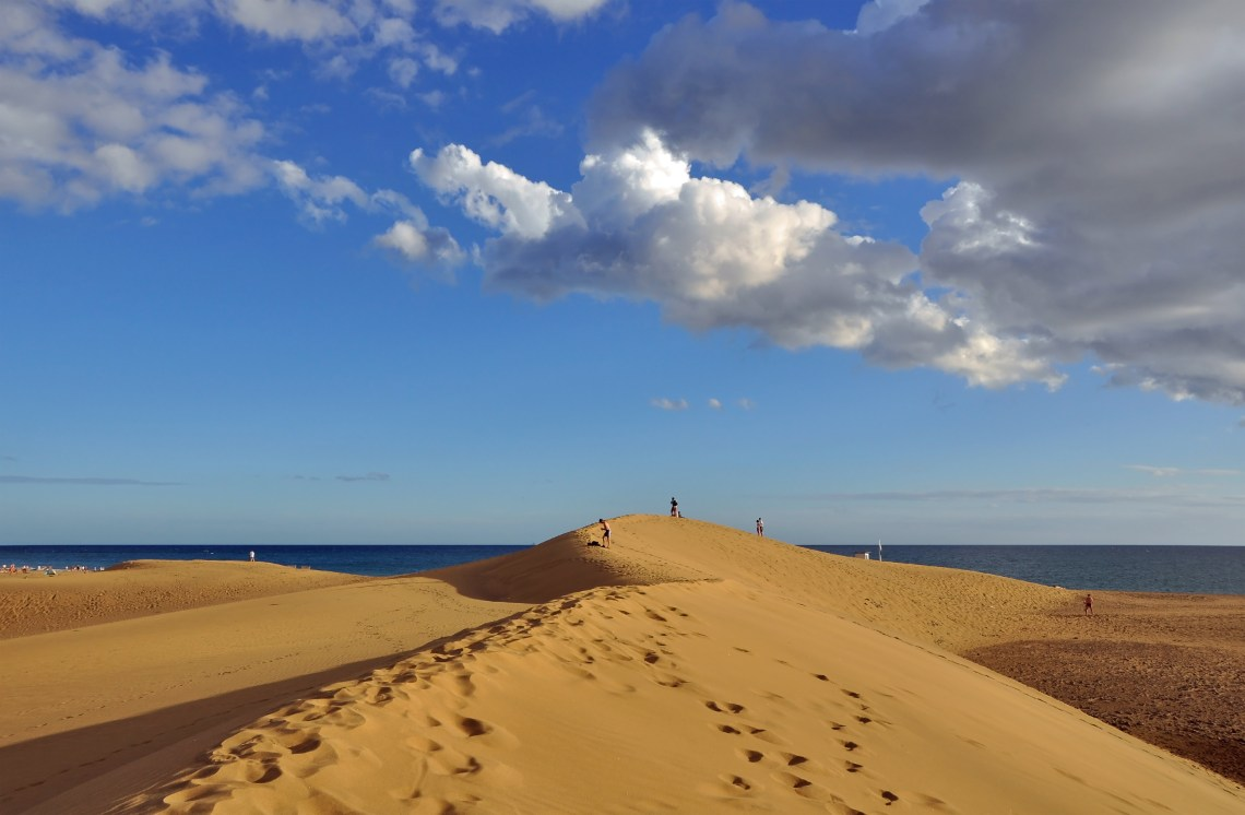 GC Dunas de Maspalomas R08 Beach Wallpaper For Iphone