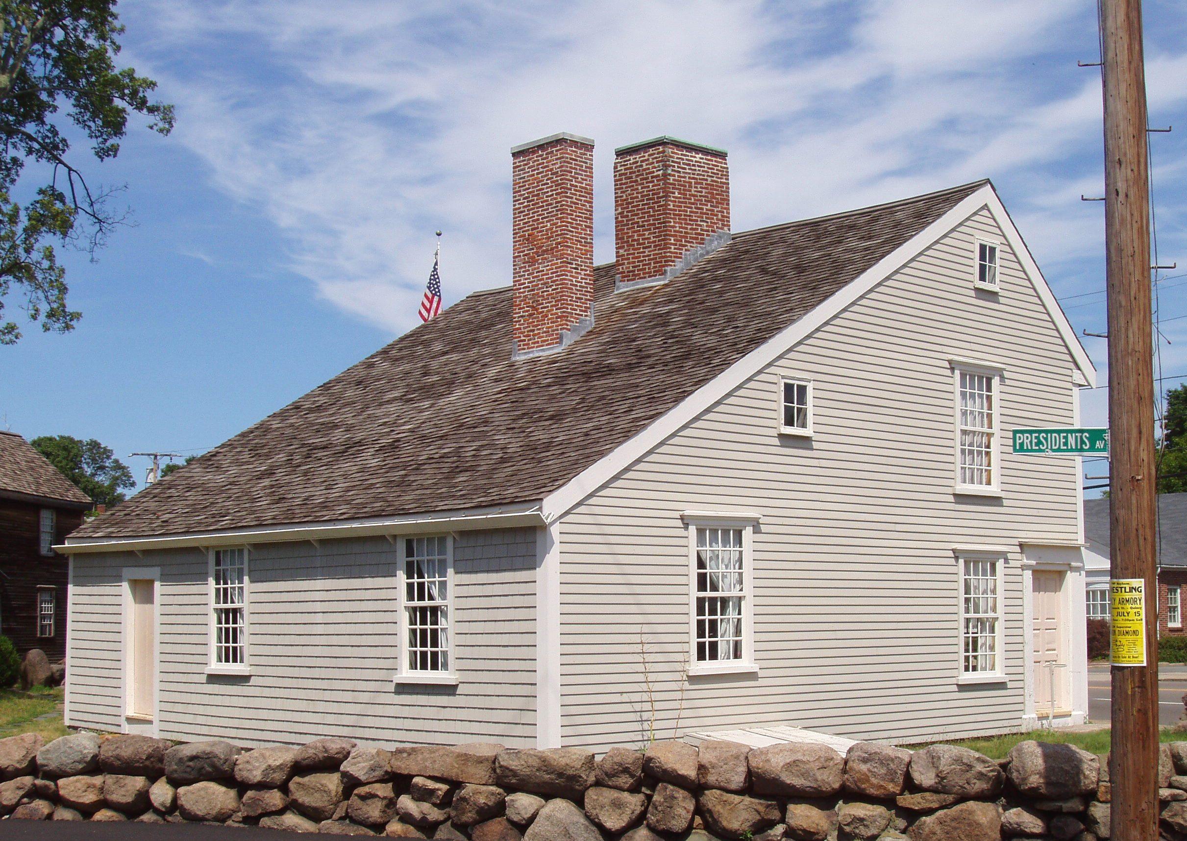 File John Quincy Adams Birthplace Quincy Massachusetts