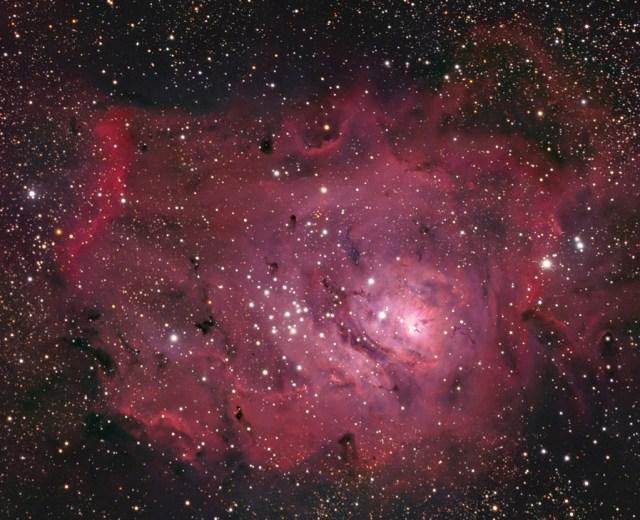 lagoon nebula wikipedia