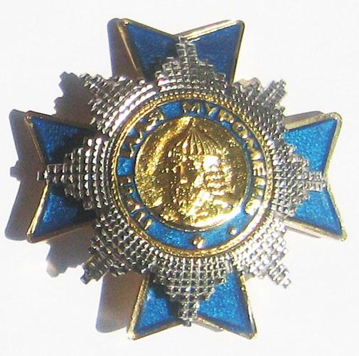 Орден Преподобного Ильи Муромца — Википедия