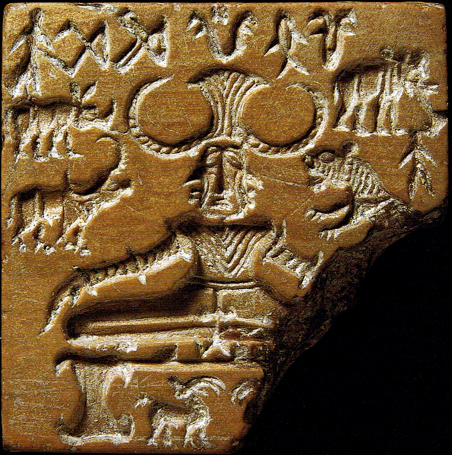 The so-called Shiva Pashupati seal