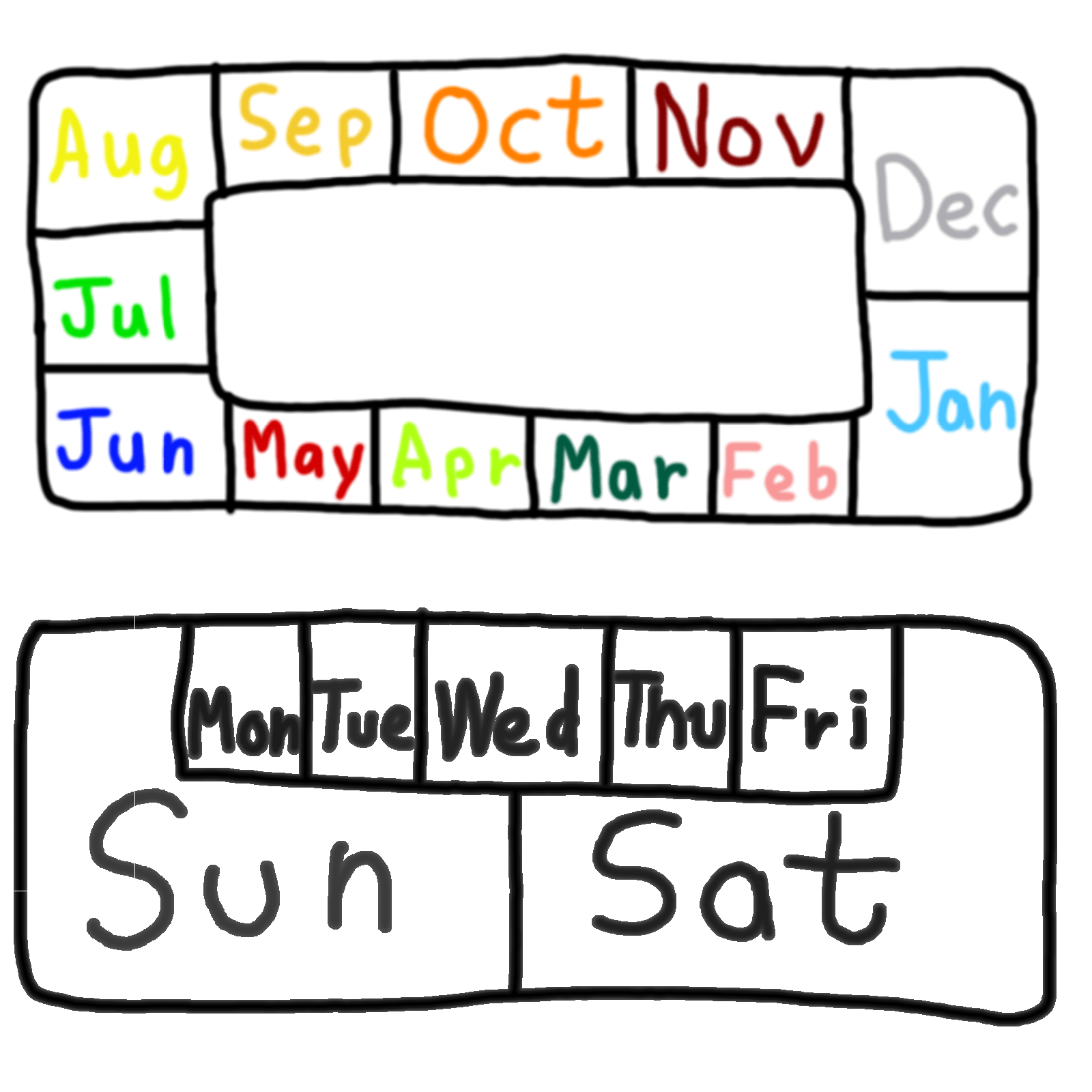 File Months Of The Year And Days Of The Week
