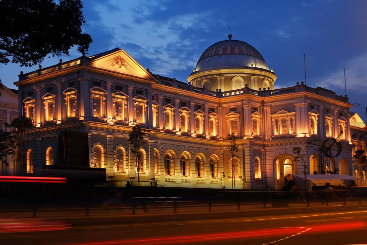 SG50 Celebration: TOP 10 Attractions, VISIT FOR FREE ... on National Museum Of Singapore  id=86503