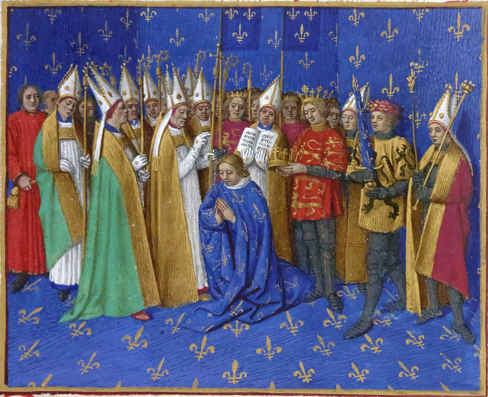 File:Couronnement de Philippe Auguste.jpg
